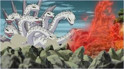 อิทาจิ vs โอโรจิมารุ