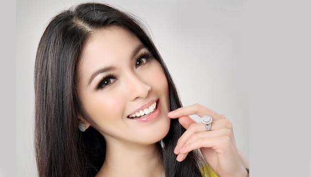 Foto Dan Biodata Sandra Dewi Lengkap Agamanya
