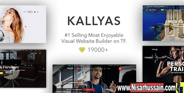 KALLYAS v4.15.11 –  eCommerce premium theme
