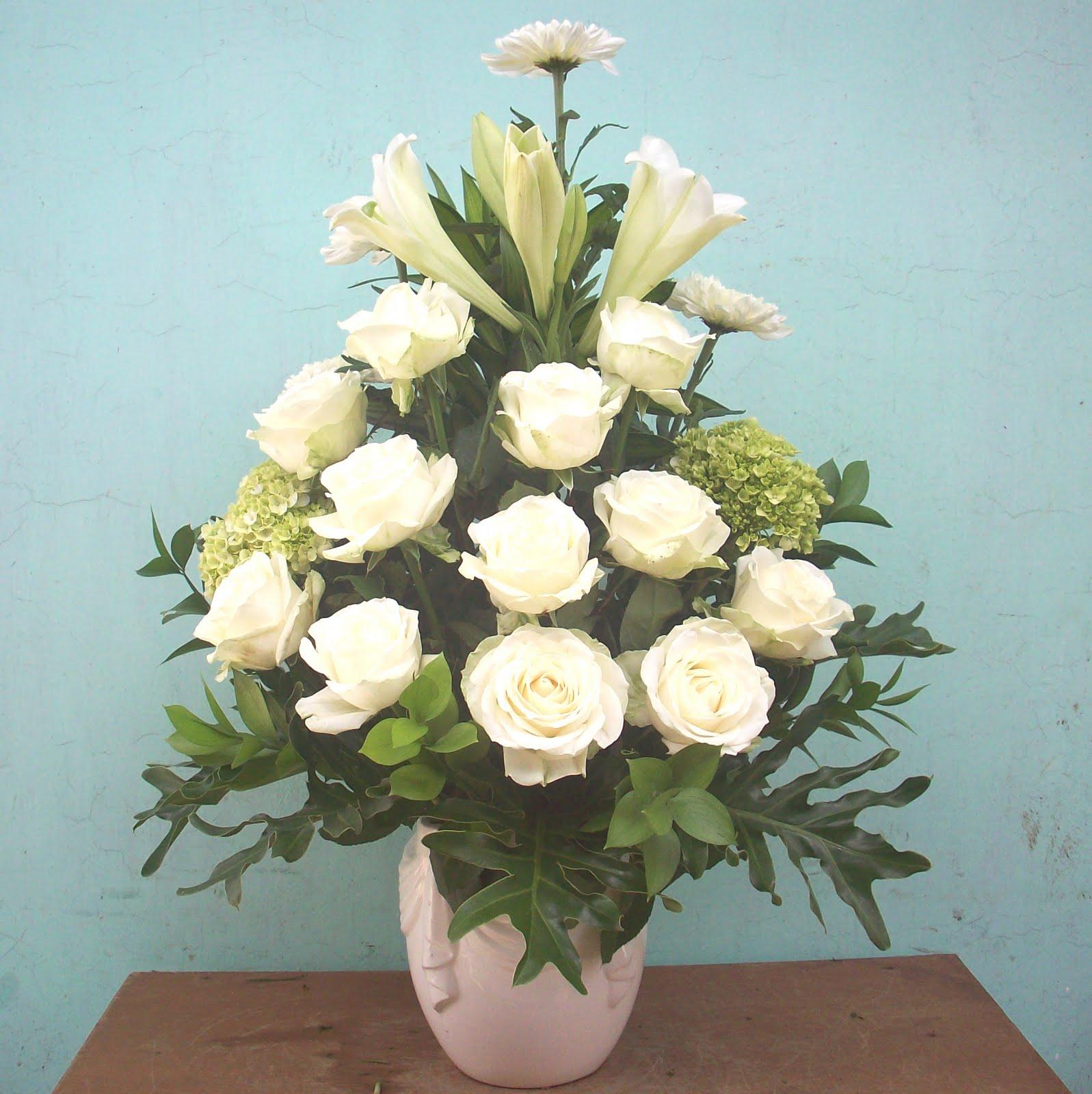 Nafflorist Rangkaian Bunga Segar Mewah Namun Dengan Harga Murah