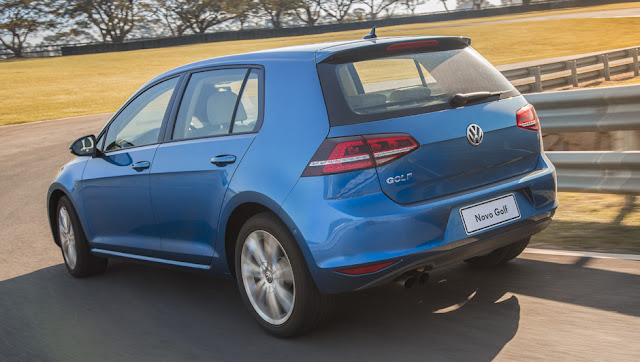 VW Golf 1.4 TSI Flex 2016