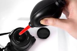 Cara Membersihkan Lensa Kamera Dengan Mudah