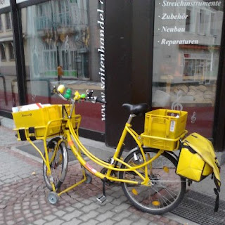 around the wherever pimp my deutsche post fahrrad bike. Black Bedroom Furniture Sets. Home Design Ideas