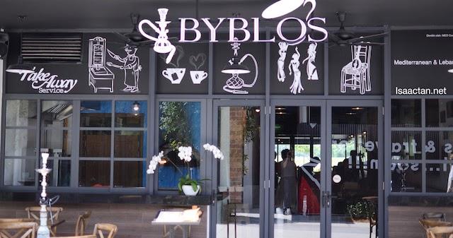 Byblos Cafe Hours