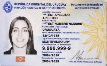 cedula identidad uruguay internet