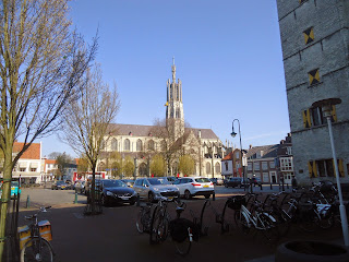 Hulst The Netherlands Market Square Travel
