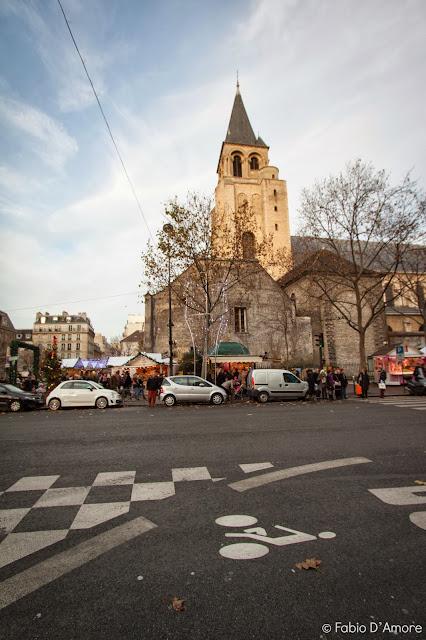 Chiesa di St. Sulpice-Parigi