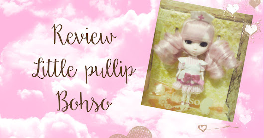 Review little pullip Bohso