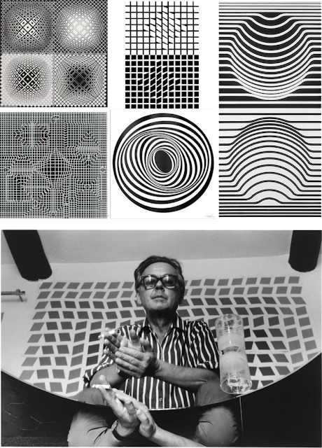 OP-ART: L'arte optical
