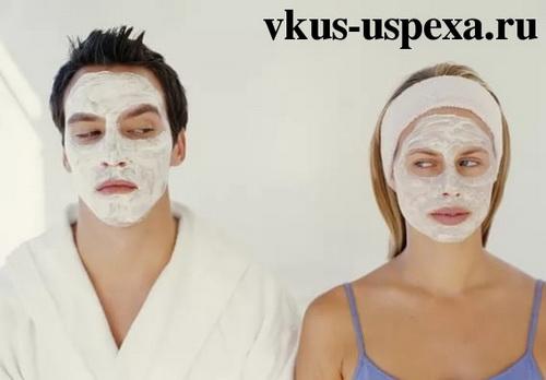 Чем отличается мужская кожа от женской и морщины