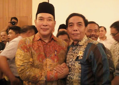 Darmawan Pastikan Tommy Soeharto Hadiri Deklarasi