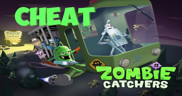 Zombie Catchers cheat.