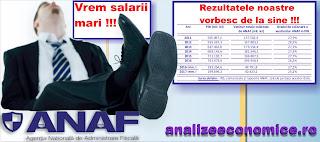 Colectarea ANAF e mai slaba decât cea de anul trecut