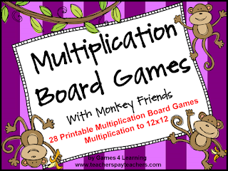 https://www.teacherspayteachers.com/Product/Multiplication-236663