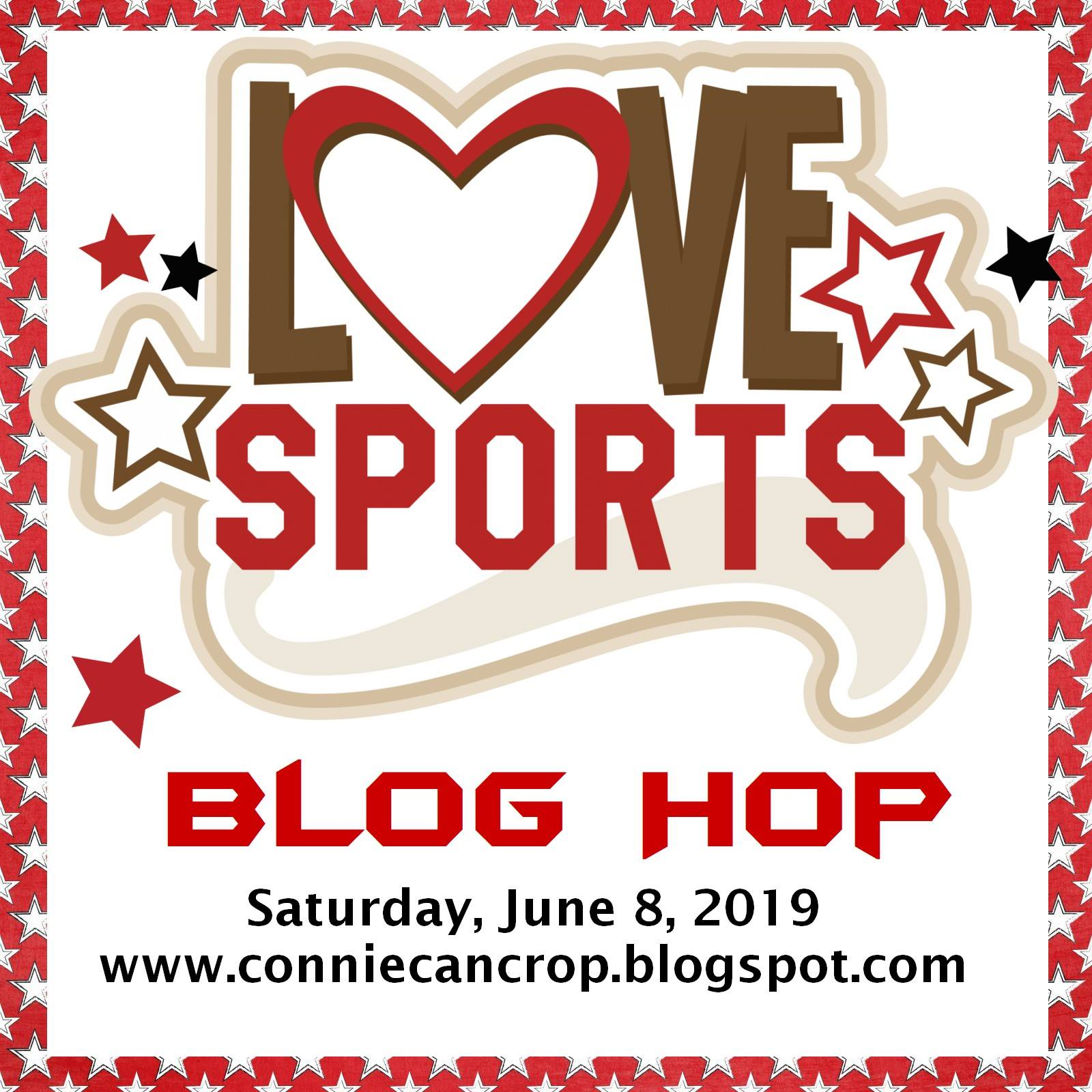Love Sports Blog Hop