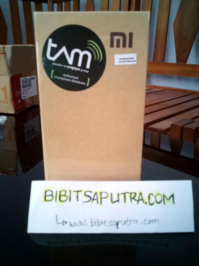 Box Paket Penjualan Redmi 2 Prime Resmi