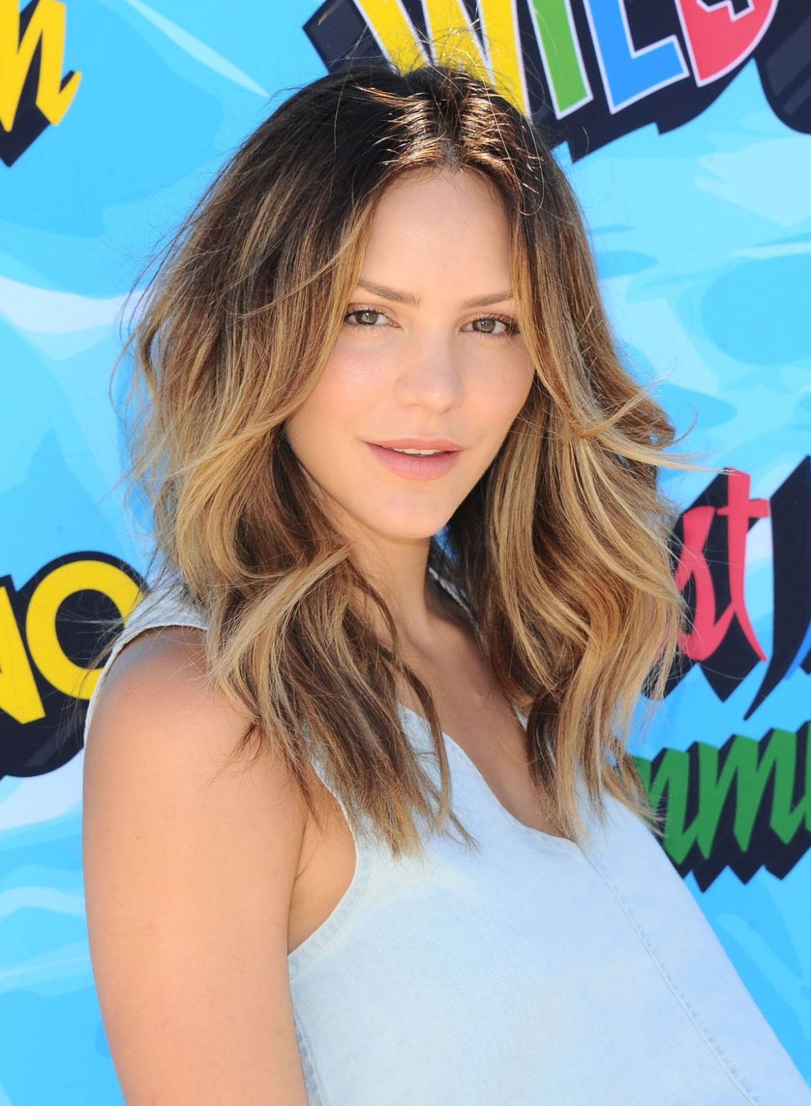 Katharine McPhee at 4th Annual Just Jared Summer Bash in Beverly Hills