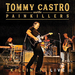 Tommy Castro & the Pain Killers' Killin' It Live