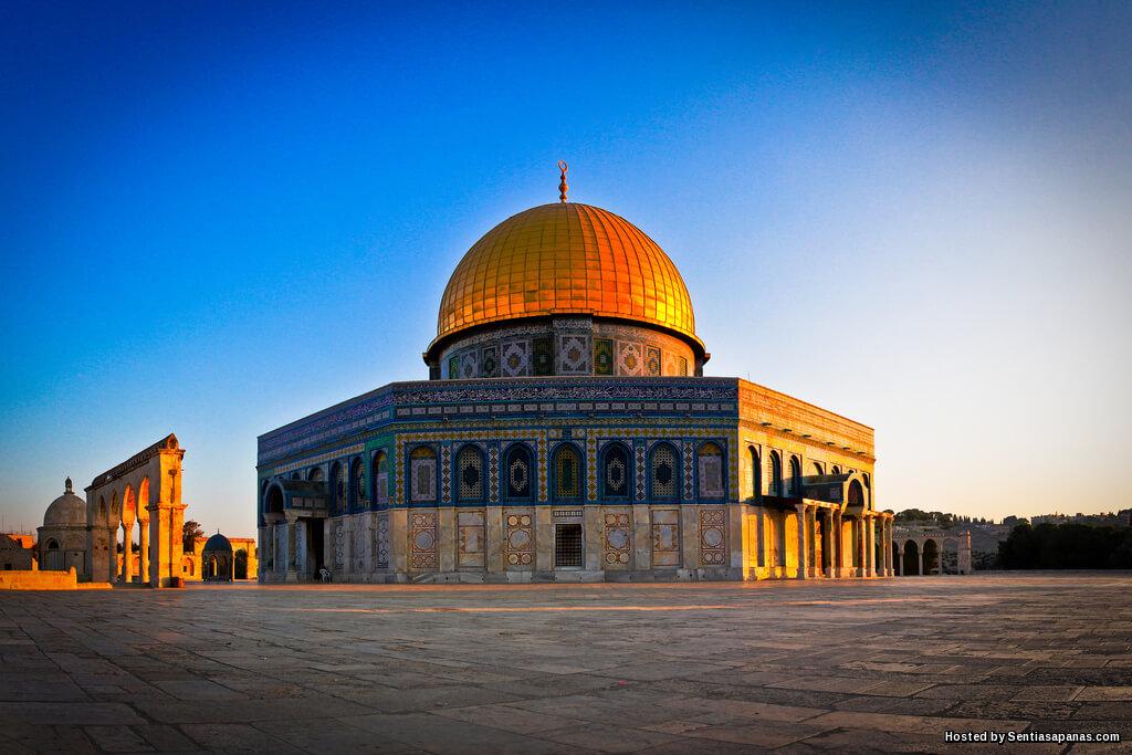 Kenapa Yahudi Tidak Layak Memiliki Baitul Maqdis?