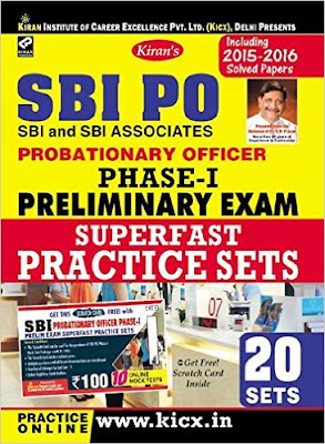 Download Free SBI PO Study Material by Kiran Publication Book PDF