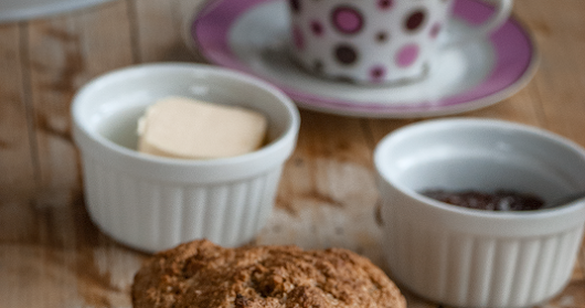 Cocido de Sopa: Irish brown bread - Good morning, Ireland {Pan moreno irlandés}