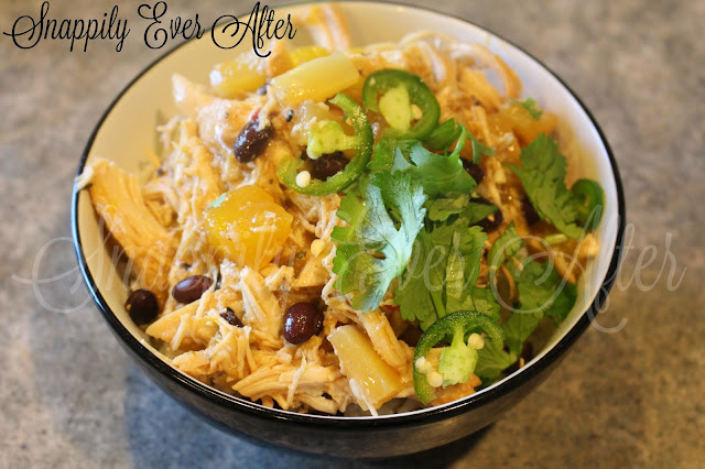 Snappily Ever After: Thai Sweet Chili Chicken Rice Bowls
