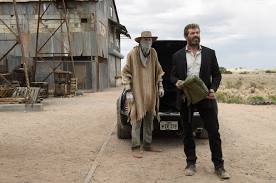 Image of Hugh Jackman and Stephen Merchant in Logan Movie (35)