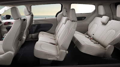 Chrysler Pacifica 7 seater Hd pictures