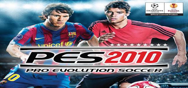 Pro Evolution Soccer 2010 (PES 10) PC Download Full Version