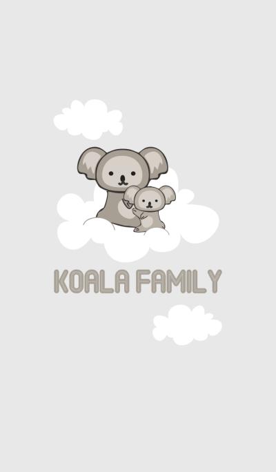 Koala Family Lovely