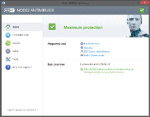 ESET NOD32 Antivirus 9.0.375.1 Terbaru 2016