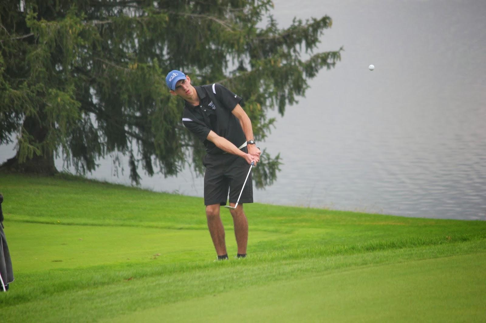 mike crossfield golf