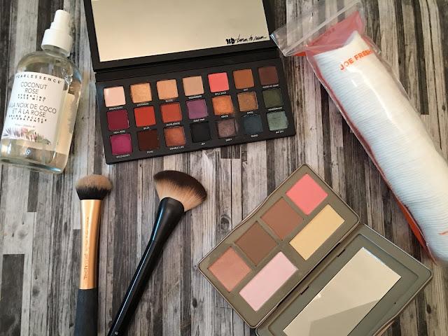 July Favorites (Urban Decay, Pearlessence, B H Cosmetics, Joe Fresh, Real Techniques, NYX)