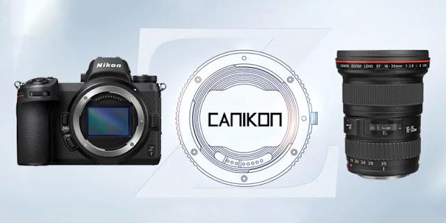In arrivo grazie a Kipon il primo adattatore Canon-Nikon per lenti con autofocus