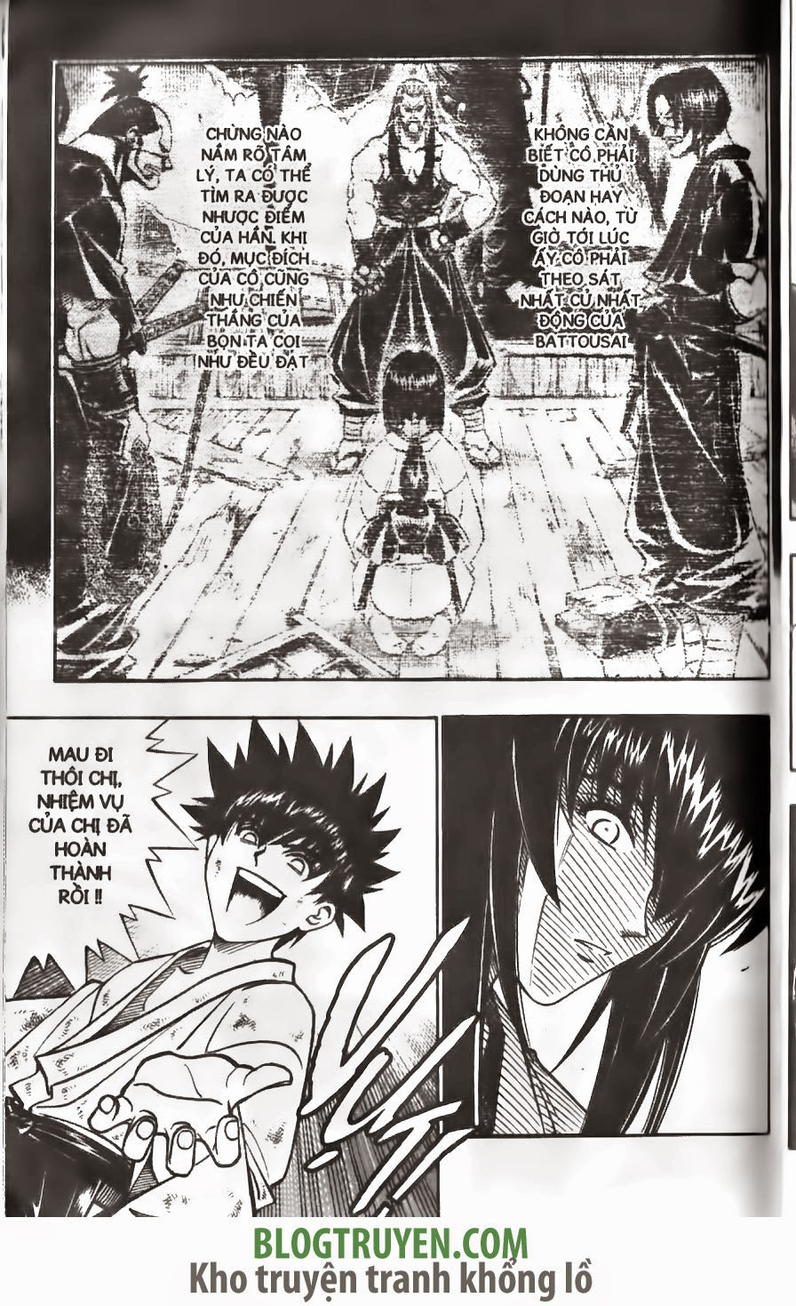 Rurouni Kenshin chap 173 trang 12