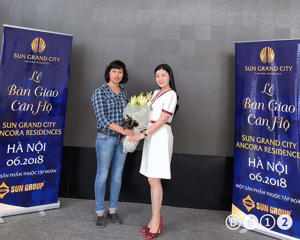 Tiến độ thi công Sun Group số 3 Lương Yên tháng 7/2018