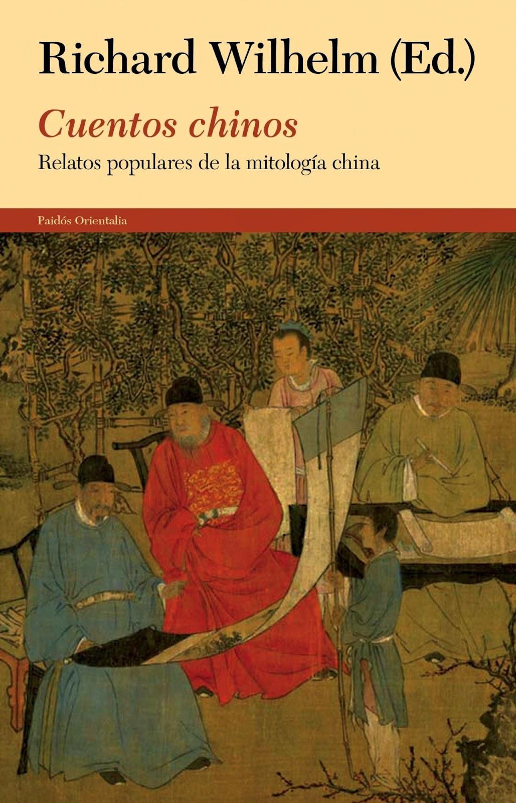 Descarga: Richard Wilhelm - Cuentos chinos