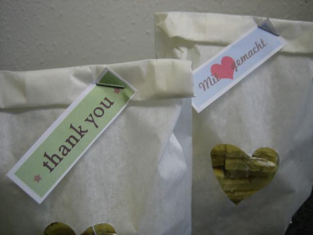 knusprige Olivenöl-Cracker zum Verschenken….