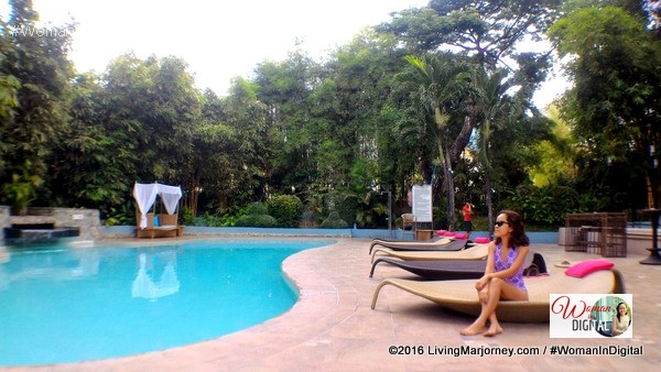 Hotel Marriott Cebu Swimming Pool