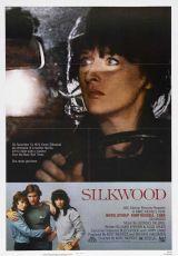 "Carátula del DVD: ""Silkwood"""