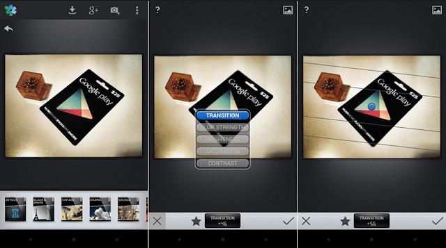 Aplikasi kamera untuk instagram keren android