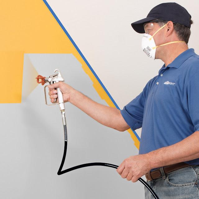 Benefits Of Using Airless Paint Sprayer