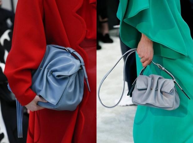 Fall-Winter 2018-2019 Women's Handbags Patterns Fashion Trends