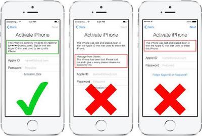 Xoá mật khẩu iCloud cho tất cả dòng iPhone của Apple