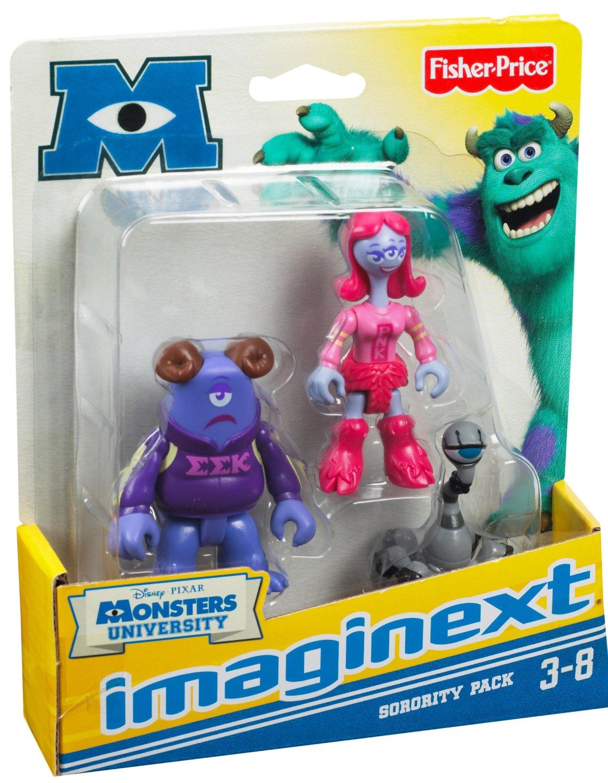 Monsters Inc Cda Truck - 0425