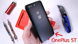 OnePlus 5T Proves Its Toughness In Durability Test