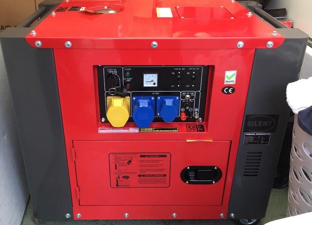 3 phase generator Sydney