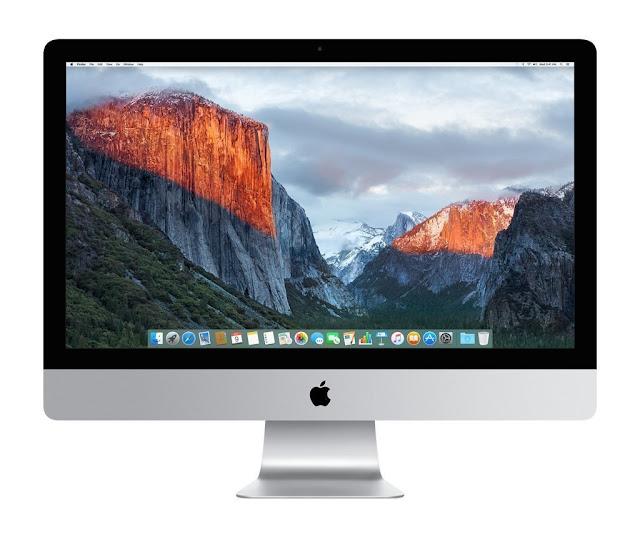 Fotografia di Apple iMac da 27 pollici con monitor retina 5k