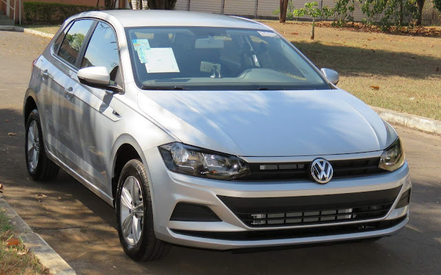 VW: produção crescerá 12% puxada por Polo e Virtus - Brasil