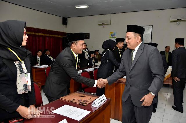 30 Pejabat Pengawas, Ikuti Diklatpim IV Angkatan 16 tahun 2019